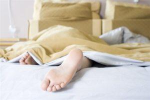 Хочу ли я спать в ЭТОМ? Необходимость частой стирки постельного белья